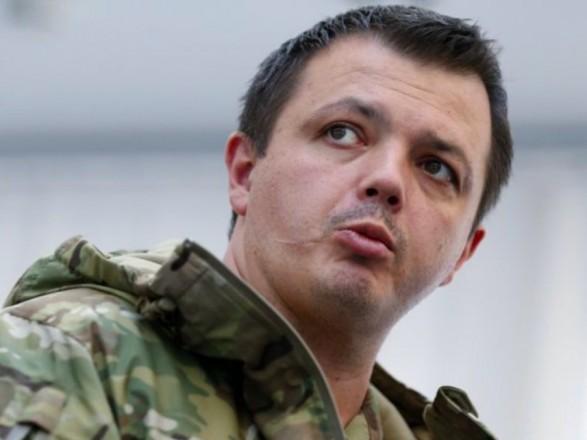Суд отказал Семенченко в возвращении офицерского звания