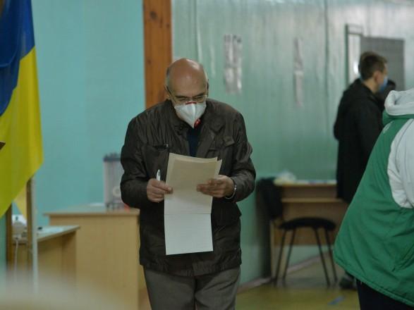 В Черновцах все избирательные участки открылись вовремя и без нарушений