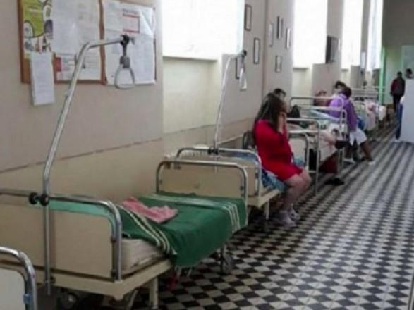 Заполненность коек в столичных больницах составляет 57% - Кличко