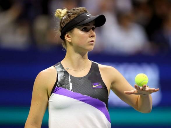 Теннисистка Свитолина попала в десятку лучших в мире по количеству побед