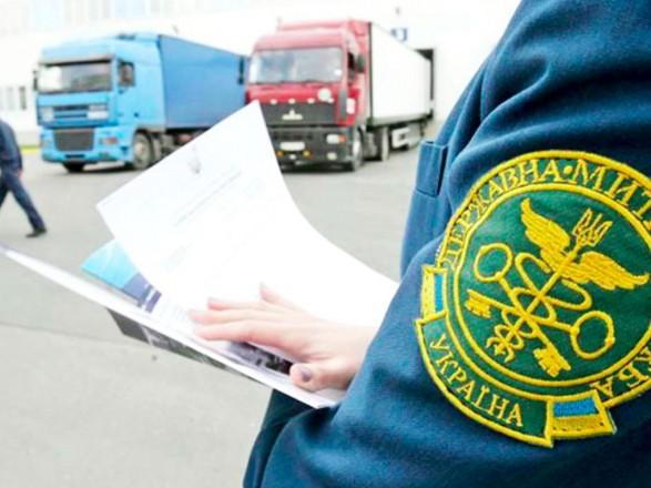 На границе с Россией вновь фиксируют большие пробки коммерческого траспорта