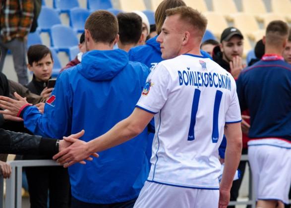 """Футболист """"Николаева"""" оформил самый быстрый хет-трик в истории Первой лиги"""
