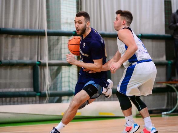 Определился второй четвертьфиналист Кубка Украины по баскетболу