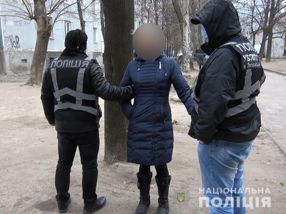 В Запорожье задержали женщину, которая продала ребенка для попрошайничества