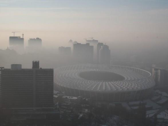 Синоптики предупредили, что туман в Киеве сохранится до конца суток