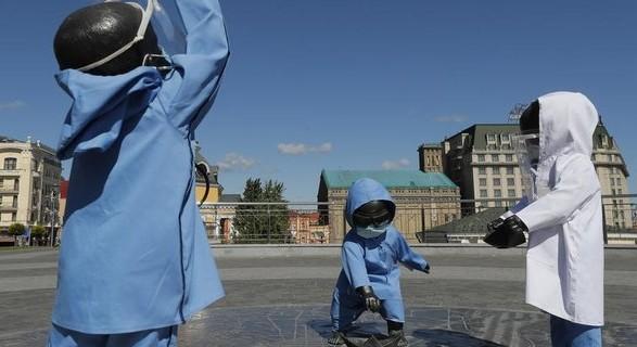 В Киеве за минувшие сутки обнаружили 1541 новый случай заболевания COVID-19