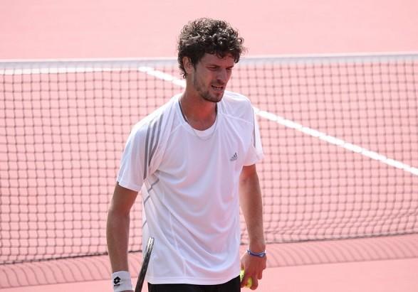 Украинский теннисист получил пожизненную дисквалификацию за участие в договорных матчах