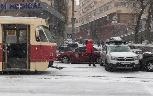 В столице ожидается ухудшение погоды: дорожники уже подготовились