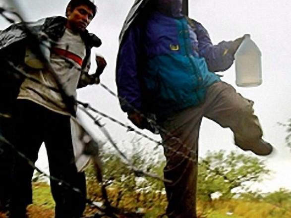 С начала года в Украине пограничники задержали более 900 нелегалов