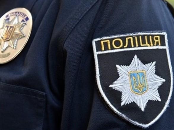 В центре Киева при попытке захвата помещения пострадал полицейский