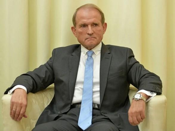 Медведчук в интервью Bloomberg: я открыто говорю, что мы должны восстановить отношения с Россией