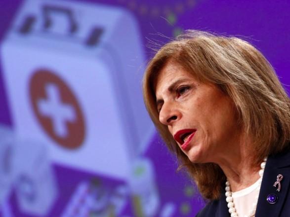 """Еврокомиссия: """"антигенные"""" тесты имеют ключевое значение для замедления пандемии"""