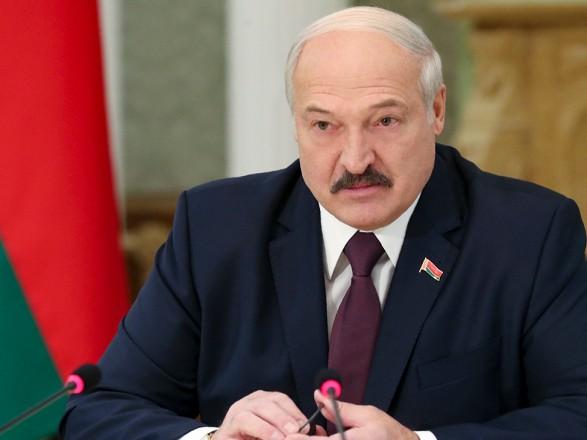 """Лукашенко заявил, что в Беларуси задержали террористов, которые """"везли тонну оружия через Украину"""""""