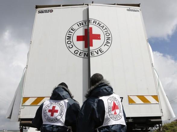За неделю в оккупированную часть Донецкой области отправили более 300 тонн гуманитарной помощи