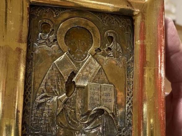 Украинскую икону из Луганска, подаренную Лаврову, вернули в Боснию и Герцеговину