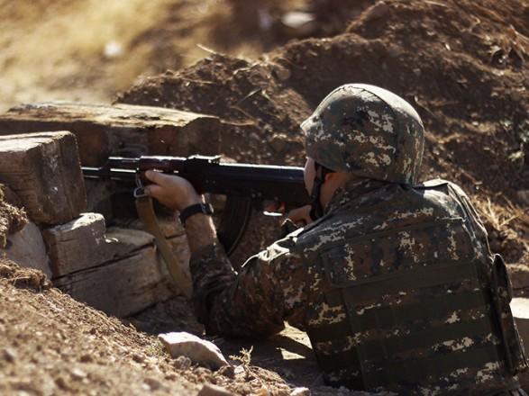 """Ситуация в Карабахе: Баку заявил о гибели бойца во время нападения """"армянской группировки"""""""