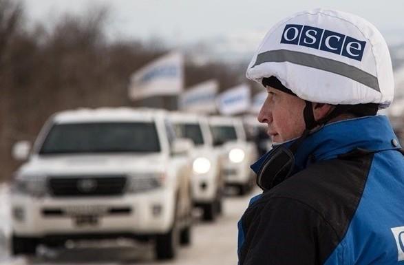 Украина направила ноту ОБСЕ из-за боевого травмирования военного на Донбассе