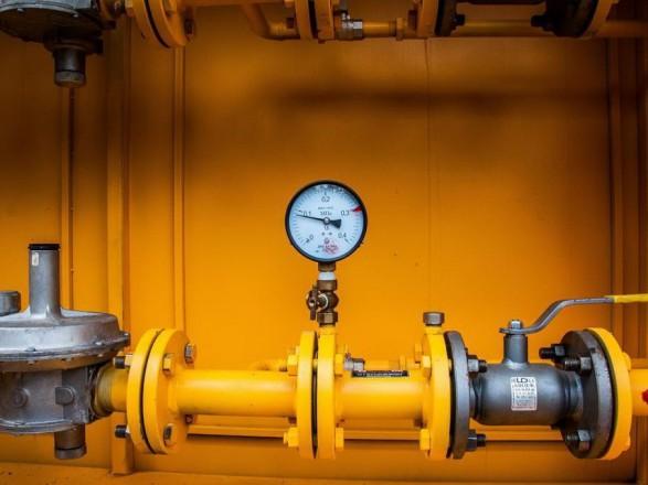 Украина сократила запасы газа в ПХГ до 24 млрд куб. м