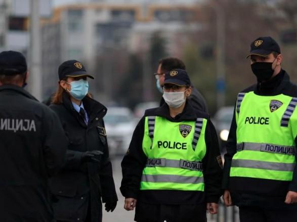 В Северной Македонии задержали восемь человек по подозрению в подготовке терактов