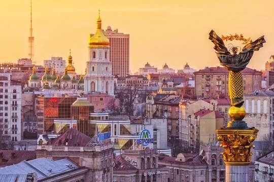 """В столице выбрали победителя конкурса видеоработ """"Твой Киев"""""""