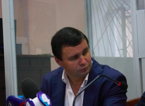 Прокурор подал ходатайство о принудительном приводе Микитася в суд
