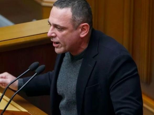 Бужанский прогнозирует 250 тыс. поправок к законопроекту о легализации медканабиса