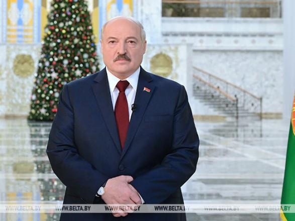 Лукашенко объявил, что 2021 год в Беларуси станет годом народного единства