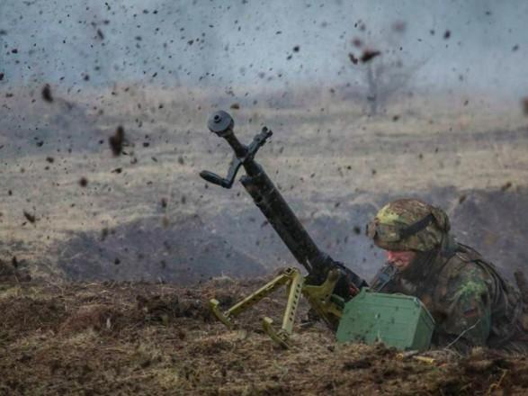 "ООС: с начала суток боевики 7 раз нарушили ""режим тишины"""