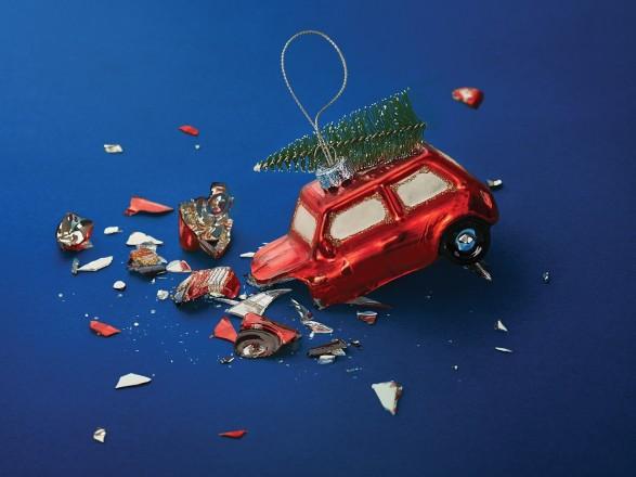 """В первый день нового года """"поймали"""" более 260 пьяных водителей"""