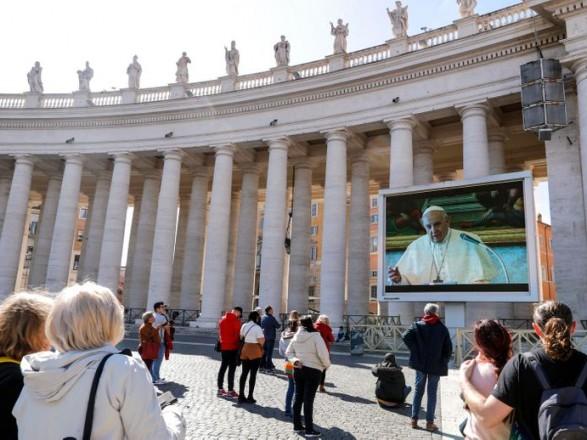 """Ватикан начнет вакцинацию от COVID-19 """"через несколько дней"""""""