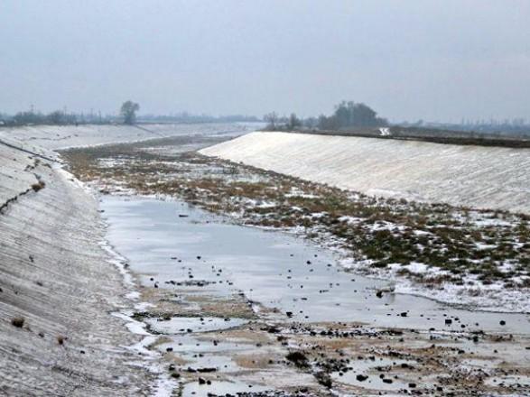 В оккупированном Крыму критический запас воды
