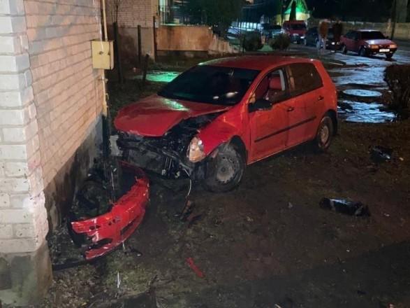 Во Львовской области водитель сбил насмерть несовершеннолетнюю девушку на тротуаре