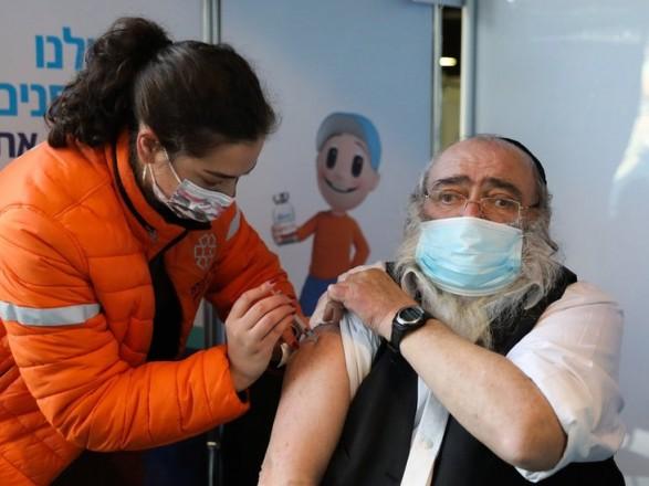 Израиль одобрил использование вакцины Moderna