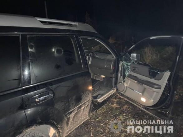 На Киевщине неизвестные в масках с оружием похитили людей: полиция провела спецоперацию