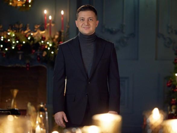 Вспомнил об ароматной кутье и безопасных колядках: как Зеленский украинцев с Рождеством поздравил