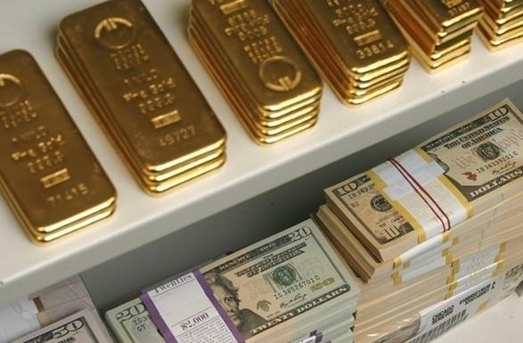 Восьмилетний максимум: международные резервы Украины в 2020 году выросли до 29,1 млрд долларов