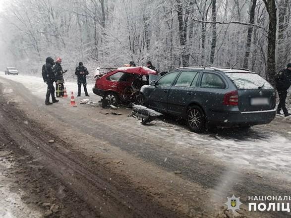Семья попала в смертельное ДТП в Хмельницкой области: родители погибли, ребенок - в больнице