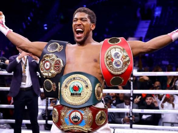 Чемпион мира в супертяжелом весе Джошуа: я приближаюсь к окончанию профессиональной карьеры