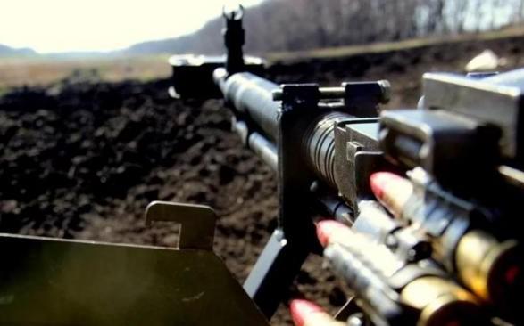 ООС: с начала суток три вражеских обстрела из гранатометов и пулеметов