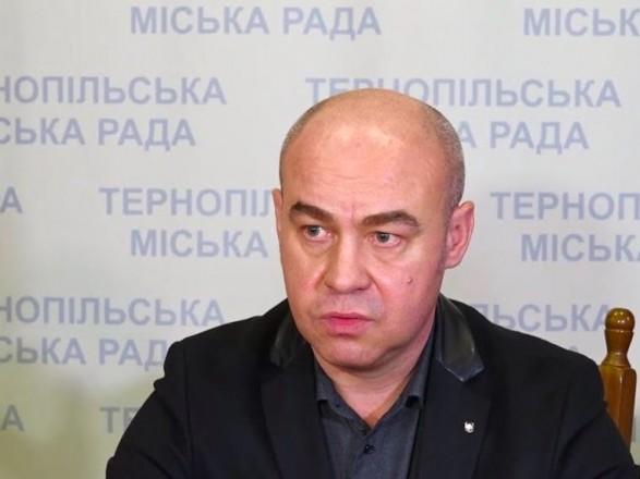 """""""Так правительство требует"""": мэр Тернополя передумал бойкотировать """"локдаун"""""""