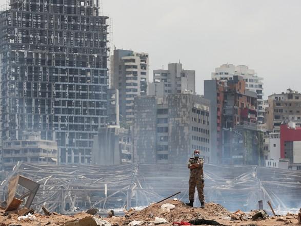 Взрыв в Ливане: Интерпол санкционировал арест двух россиян, доставивших селитру в Бейрут