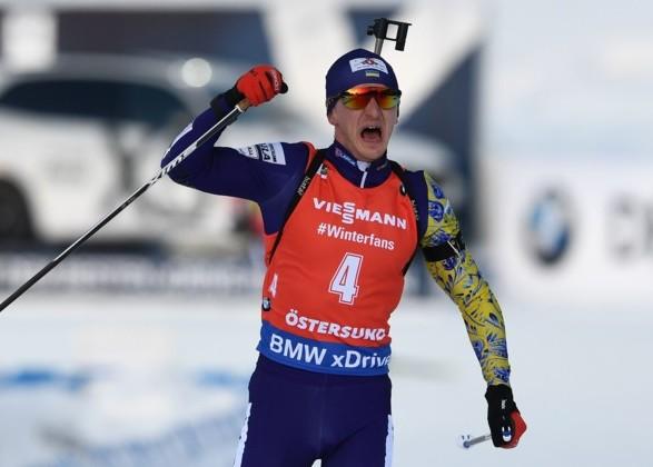 Биатлонист Подручный замкнул топ-7 спринта этапа Кубка мира в Германии