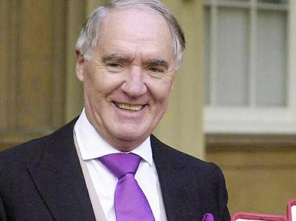 Медиа-миллиардер и совладелец Daily Telegraph Дэвид Баркли умер в возрасте 86 лет