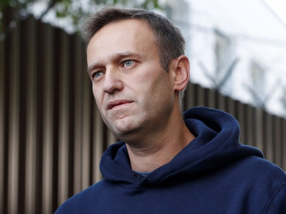 Навальний оголошений в розшук у Росії з 29 грудня