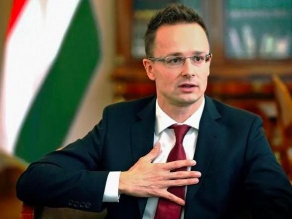 В конце января в Украину приедет венгерский министр: в МИДе объяснили причину