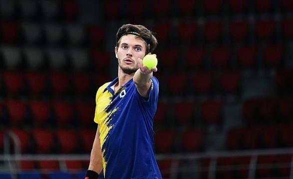 Украинский теннисист пробился в финал парного турнира в Турции