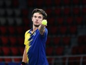 Український тенісист пробився до фіналу парного турніру в Туреччині