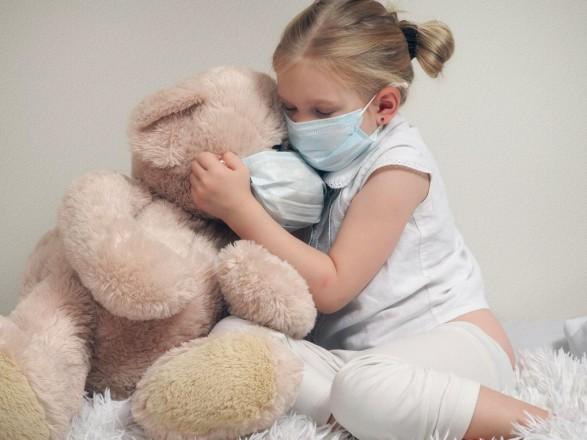 В Украине за месяц существенно выросла заболеваемость COVID-19 среди детей - Минздрав