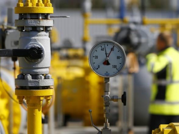 Украина за неделю ускорила сокращение запасов газа в ПХГ до 2,3%