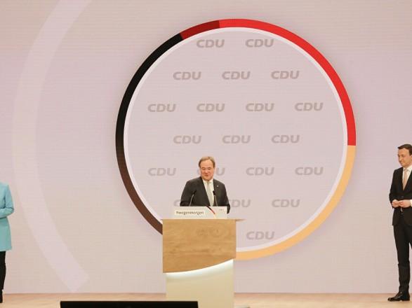 В партии Меркель рассказали о кибератаках во время онлайн-съезда
